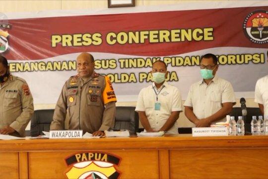 Anggota KPU Papua jadi tersangka korupsi dana hibah Pilkada