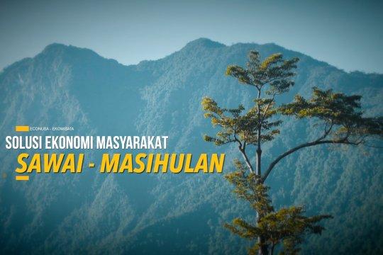 Ekowisata, solusi ekonomi masyarakat Sawai-Masihulan