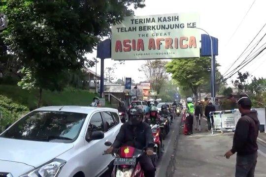 Warga luar Kota Bandung diimbau tidak masuk