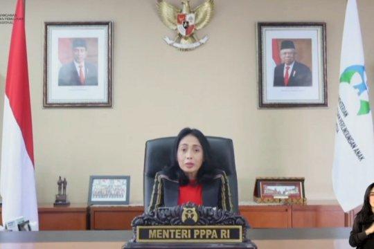 Menteri PPPA: ibu, kunci sukses penanganan COVID-19