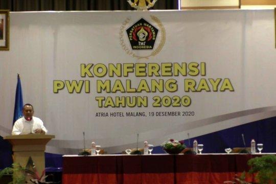 PWI Jatim: wartawan harus hindari informasi sepihak dari medsos