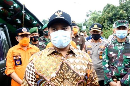 Wali Kota Tangerang sebut hampir memasuki gelombang ketiga COVID-19