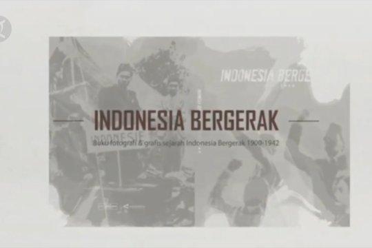 HUT ke-83, Antara luncurkan Indonesia Bergerak 1900-1942