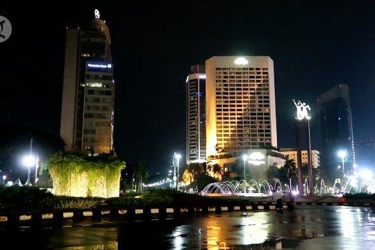 Jakarta tutup tahun 2020 tanpa perayaan