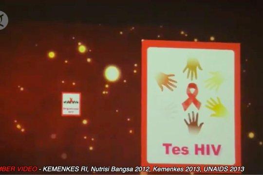 Kemenkes siapkan tigaindikator untuk sapu bersih HIV AIDS di2030
