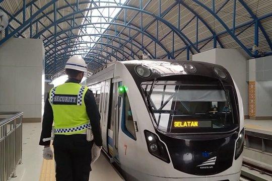 LRT jadipilihan transportasipadaPiala Dunia U20 2021