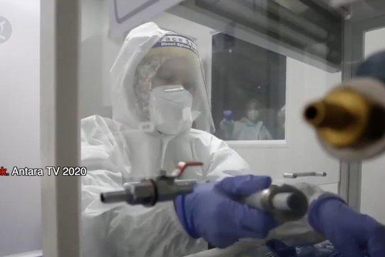 Menristek pastikan vaksin mampu lawan COVID-19 jenis baru