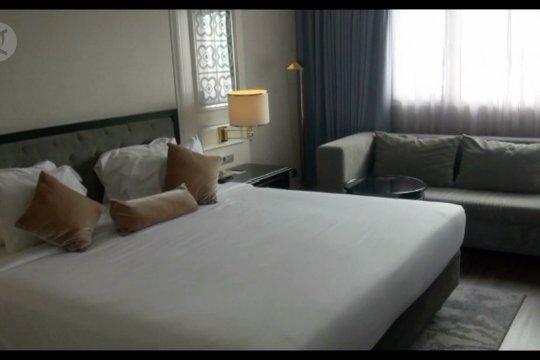Pengalihan tujuan wisata, Okupansi hotel di Yogyakarta mengalami pertumbuhan