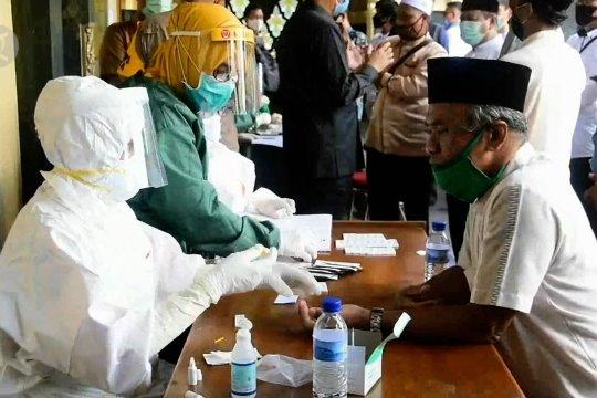 Tingkat kesembuhan pasien COVID-19 di Riau capai 89 persen