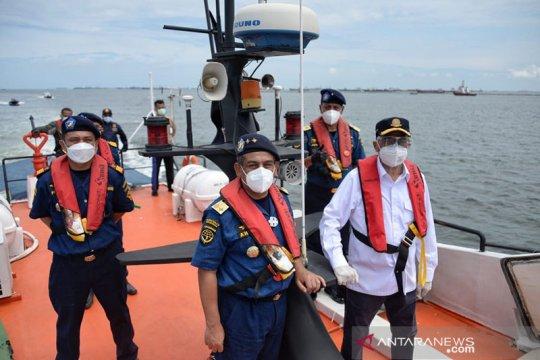 Tinjau KPLP Tanjung Priok, Menhub minta pastikan keselamatan