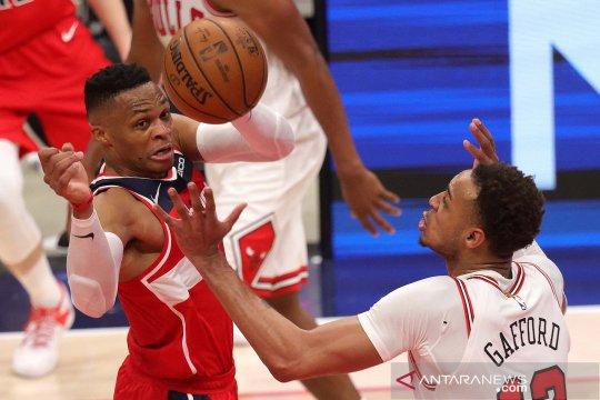 Russell Westbrook kembali ke daftar pemain Wizards