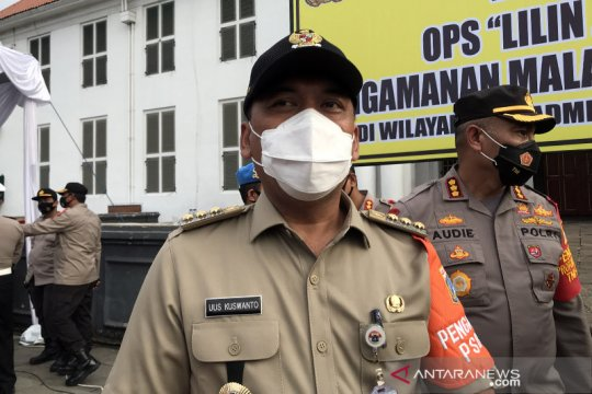Pemkot Jakbar jadikan kasus vaksinasi selebgram Helena Lim evaluasi