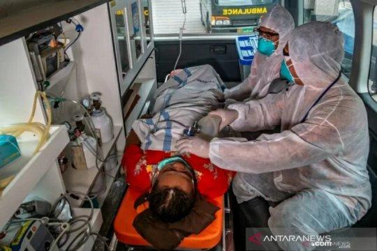 Total 34 pasien positif COVID-19 meninggal dunia di Tarakan