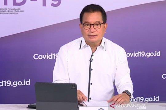 Indonesia catat kasus COVID-19 mingguan tertinggi sejak pandemi