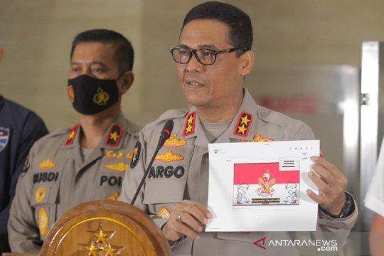 Ungkap kasus parodi lagu kebangsaan Indonesia Raya