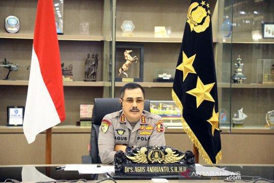 Komjen Agus Andrianto ditunjuk jadi Kabareskrim Polri