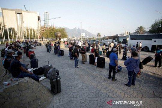 AS dan Meksiko diskusikan migrasi, pandemi usai ketegangan