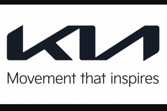 Tahun baru, Kia ubah logo dan slogannya