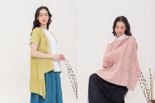 Monomom X Nona Rara Batik rilis koleksi busana ramah menyusui