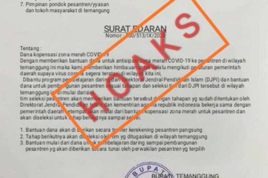 Kemarin, pelaku parodi lagu kebangsaan hingga surat edaran hoaks