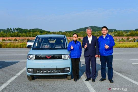 GM dukung pengembangan NEV Wuling