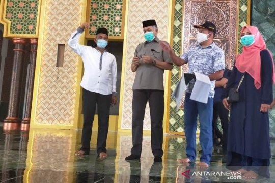 Gubernur Aceh: Masjid Giok Nagan Raya jadi destinasi wisata ziarah