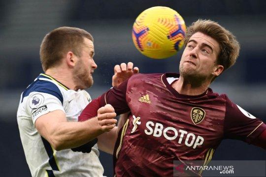 Liga Inggris : Tottenham Hotspur naik peringkat tiga usai kalahkan Leeds United