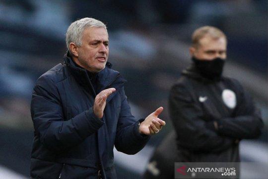 Mourinho: pemain Spurs punya hasrat kuat untuk akhiri paceklik gelar