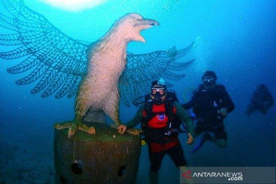 KKP: Ribuan struktur karang hiasi bawah laut Bali