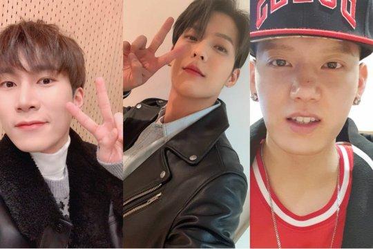 Curhatan Eunkwang, Minhyuk & Peniel BTOB usai Ilhoon tinggalkan grup