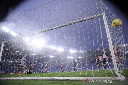Liga Italia : AS Roma vs Sampdoria