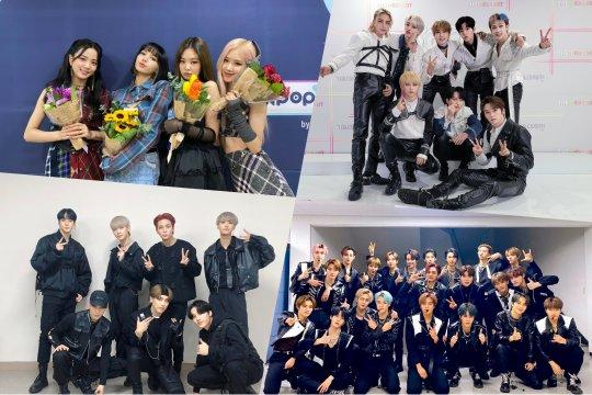 K-pop 2021, idola ramah media sosial bakal bertahan selama pandemi