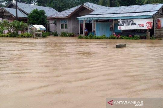 BMKG prakirakan empat daerah di Aceh masih alami hujan ekstrem