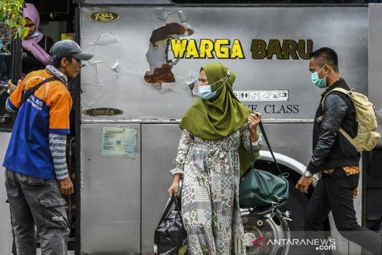 Arus balik Terminal Kampung Rambutan