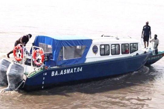 Lima bus air bantuan Kemenhub segera dioperasikan di Kabupaten Asmat