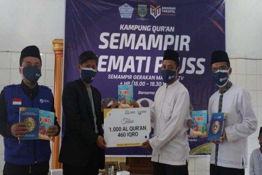 Yayasan Amanah Takaful resmikan Kampung Quran di Kebumen