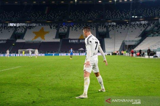 Juventus menang 4-1 atas Udinese, Ronaldo cetak dua gol