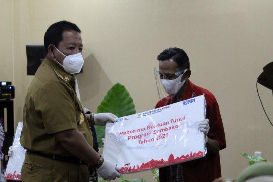 Dinsos Lampung catat alokasi bantuan sosial 2020 capai Rp5,7 triliun