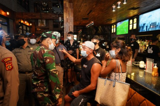 Empat kabupaten/kota di Bali jadi sorotan peningkatan kasus COVID-19
