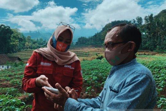 """BNI uji coba """"smart farming"""" di lima provinsi"""