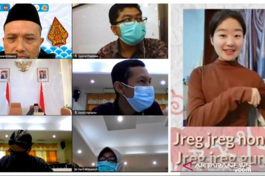 KBRI Beijing buka kelas Bahasa Indonesia minat khusus