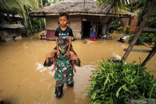 Kerugian warga Aceh akibat banjir pada 2020 capai Rp153 miliar