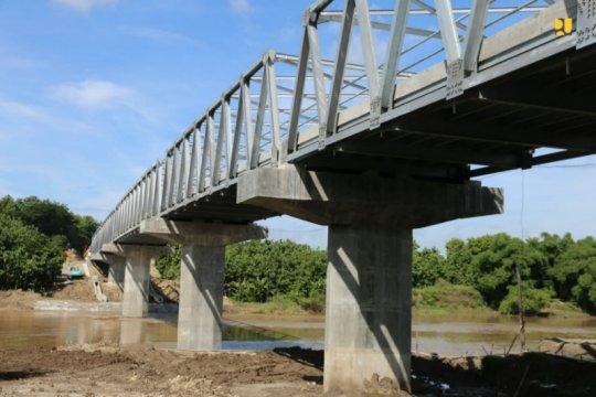 Menteri PUPR: Jembatan Bojonegoro-Blora tingkatkan konektivitas