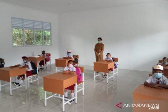 Di pesisir Batam 102 sekolah mulai tatap muka di kelas