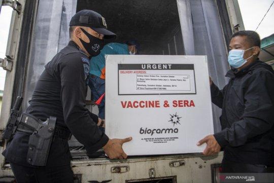 Airlangga: Presiden harap vaksinasi dan kedisiplinan berjalan seiring