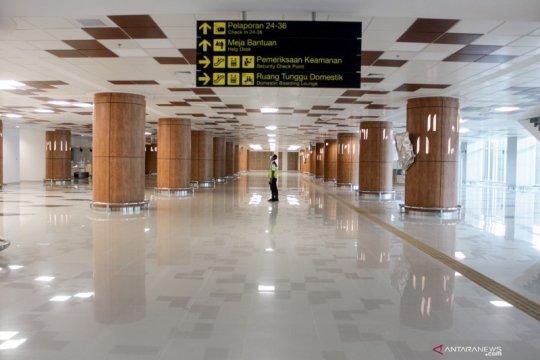 Perluasan Terminal 1 Bandara Internasional Juanda