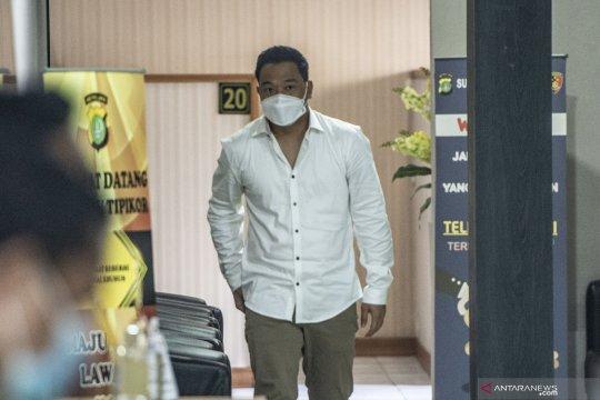 Mantan pejabat BPN DKI korupsi, sahnya penyidikan Rizieq kemarin