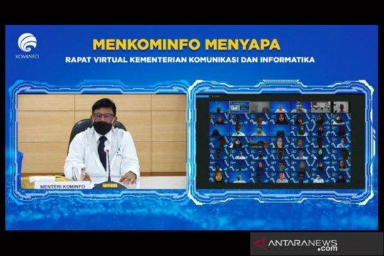 Kominfo targetkan Indonesia terkoneksi tahun ini