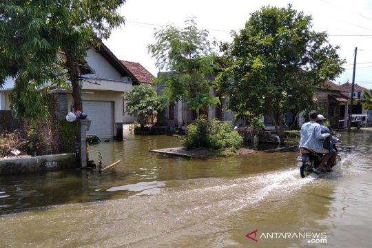 166 rumah warga di Kudus terendam banjir