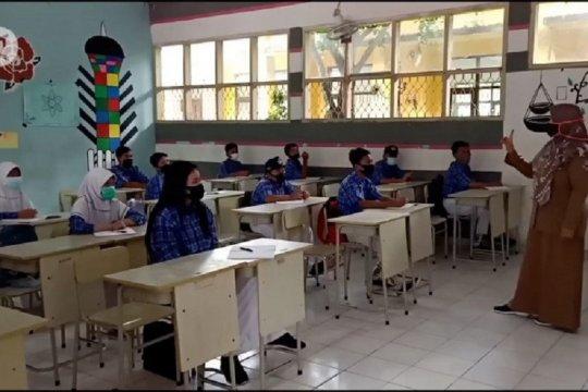 Mendikbud: 15 persen sekolah selenggarakan pembelajaran tatap muka